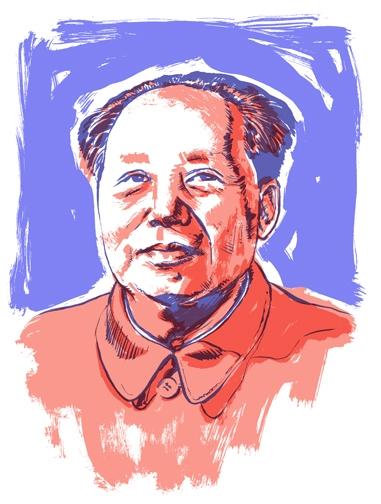 Mao Zedong por kenmeyerjr